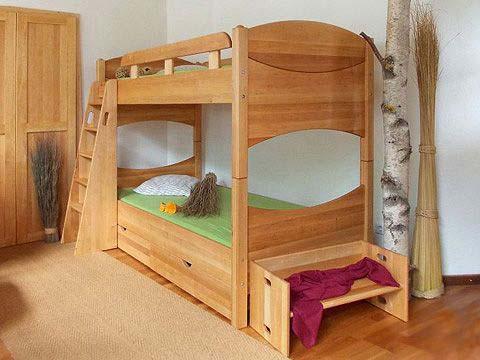 Kinderzimmer Biomobel Aus Massiver Erle Mobelschmiede