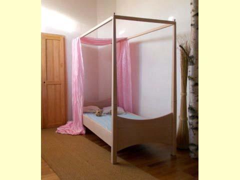 ROSINA Kinder-Himmelbett